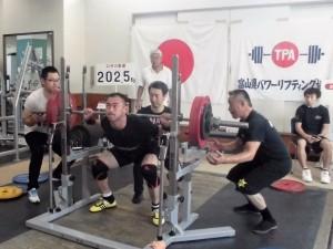 7月24日県体佐野選手