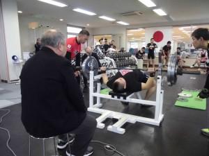 29年2月5日小矢部大会中島選手