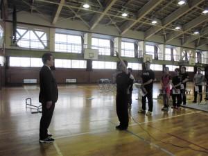★29年高岡市体選手宣誓