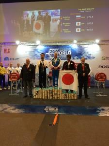 守山選手表彰式